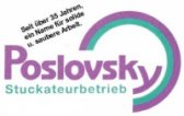 Stuckateurbetrieb Poslovsky